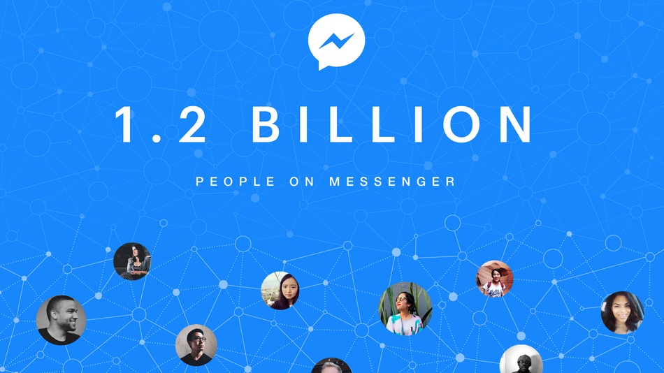 Facebook Messenger just passed another big milestone