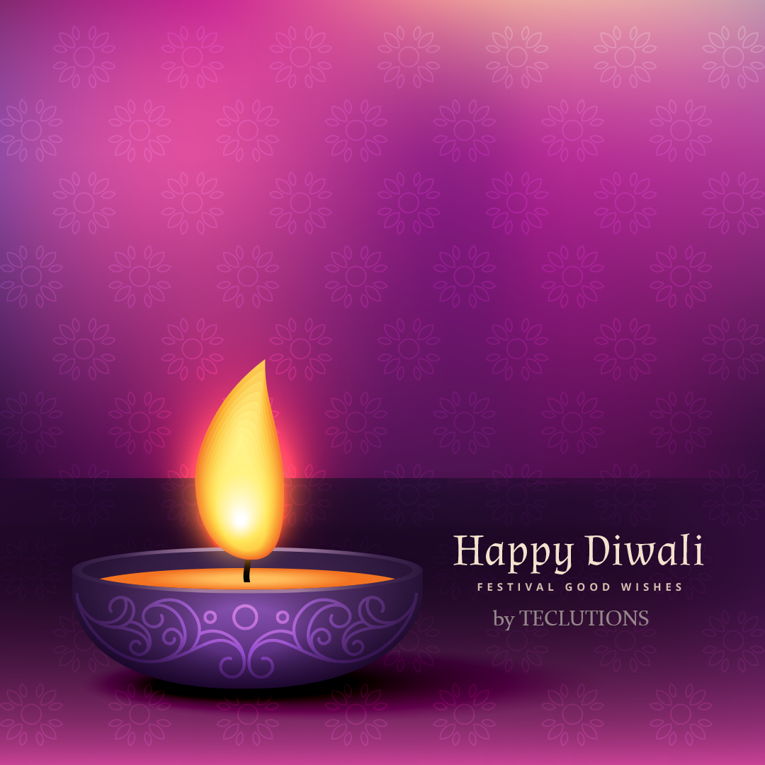 teclutions-wishing-everyone-a-happy-diwali-deepavali-2018